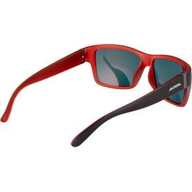 Alpina Kacey Gafas, negro/rojo